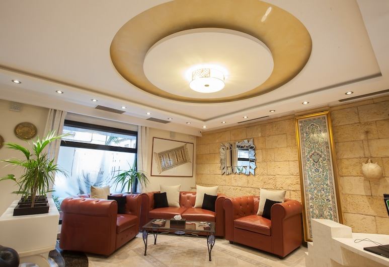 Best Western Hotel Colombe, Orán, Zona con asientos del vestíbulo