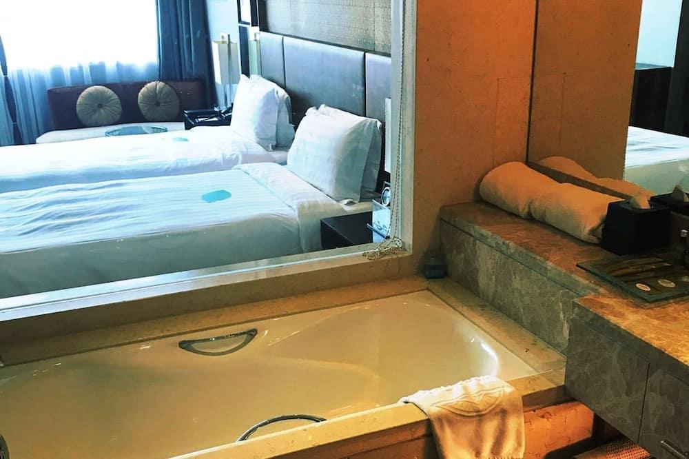 Deluxe Room, 1 Katil Raja (King), Non Smoking - Bilik mandi
