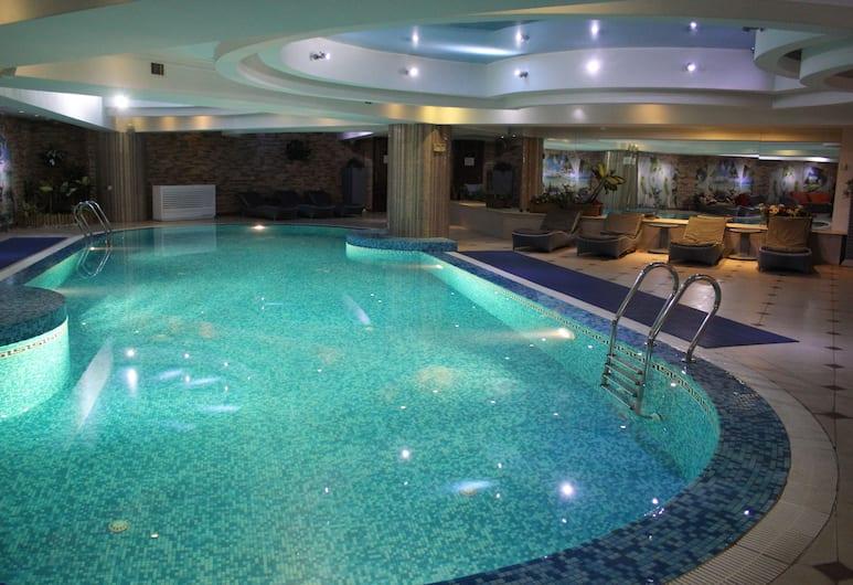 大愛瑟爾飯店, 阿拉木圖, 室內游泳池