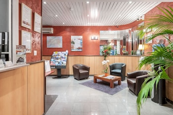 格勒諾伯格雷內特公寓飯店的相片