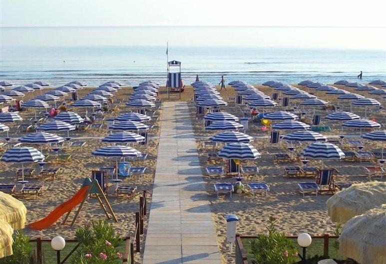 Palace Hotel Vieste, Vieste, Playa