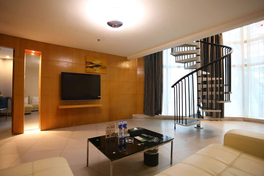 Signature Suite, 1 Bedroom  (Mainland Chinese Citizen Only) - Living Room
