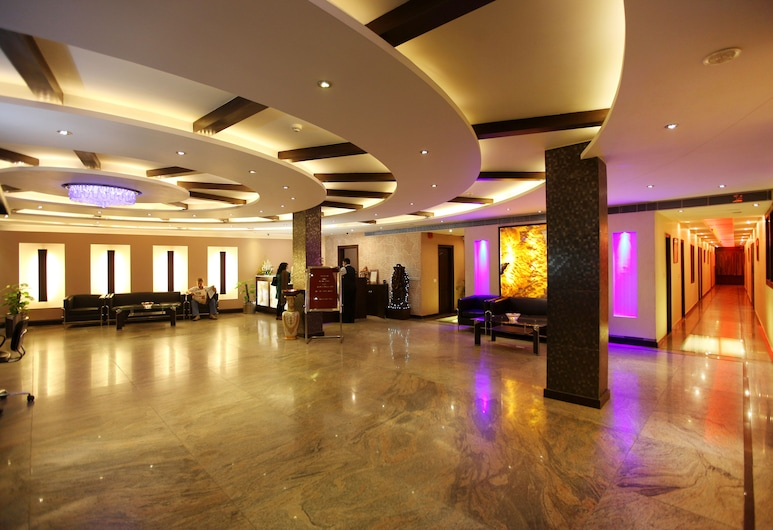 Hotel Le Seasons, New Delhi, Interior Entrance