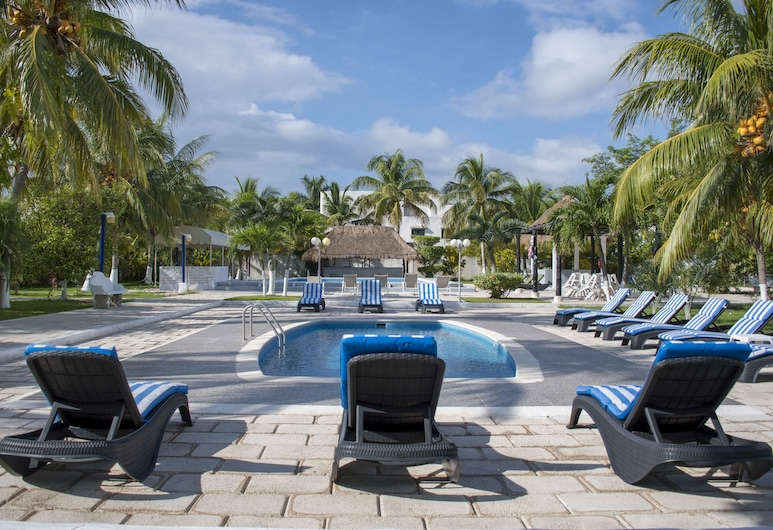 Calypso Hotel Cancun, Cancun, Outdoor Pool