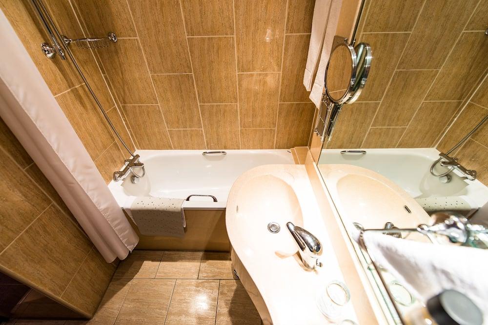 Cabaña estándar, 2 camas individuales - Cuarto de baño