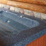 אמבט ספא חיצוני