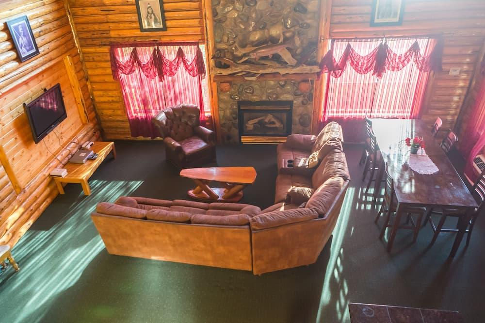 Domek typu Premier - Obývací pokoj