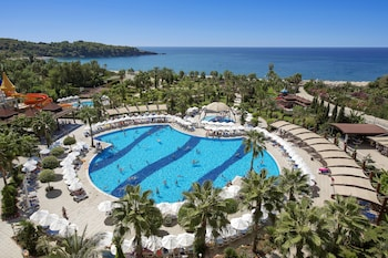 Mynd af Saphir Resort & Spa - All Inclusive í Alanya