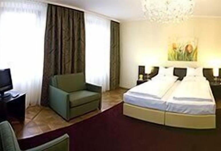 Appartments in der Josefstadt, Viena, Liukso klasės apartamentai, Kambarys
