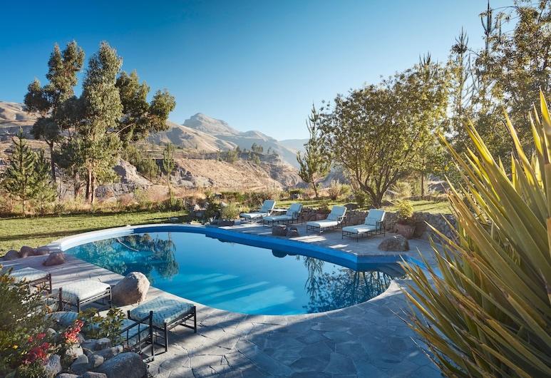 Las Casitas, A Belmond Hotel, Colca Canyon, Yanque, Piscina