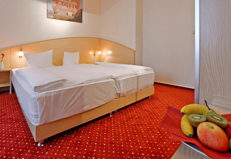 PLAZA Inn Hamburg Moorfleet, Hamburg, Einzelzimmer (Standard), Zimmer