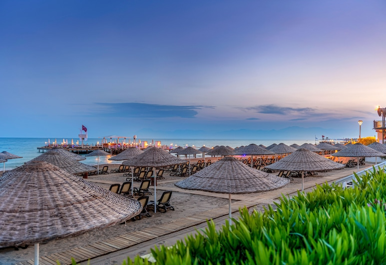 Ela Quality Resort Belek - All Inclusive, Belek, Strand
