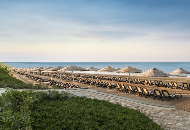 Ela Quality Resort Belek - All Inclusive, Belek, Playa