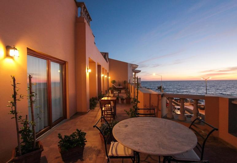 Casa Lucila Hotel Boutique, Mazatlan, Terrasse/veranda