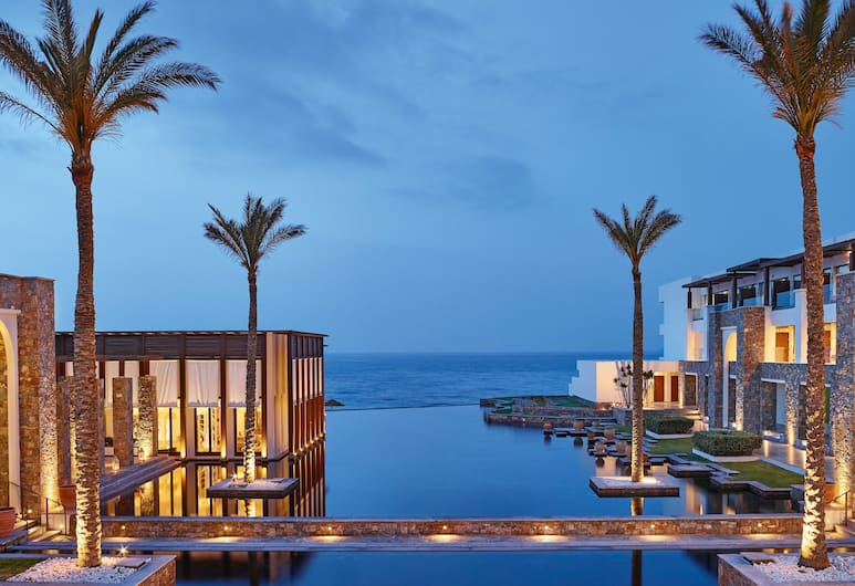 Amirandes Grecotel Exclusive Resort, Γούβες, Θέα από το ξενοδοχείο