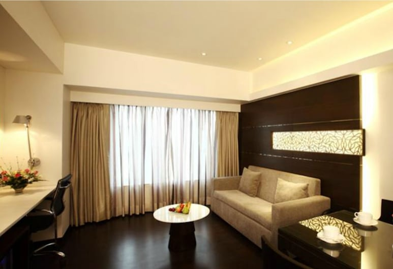 THE SAHIL HOTEL, Mumbai, Superior Double or Twin Room, 1 Double Bed, Guest Room View