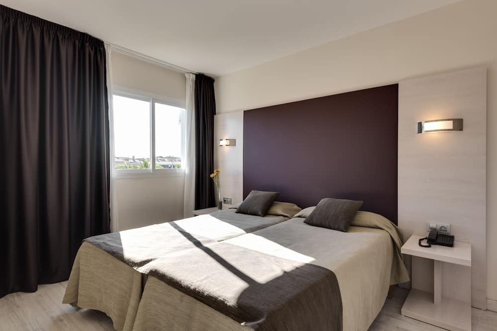 Appartement, 1 chambre, balcon - Coin séjour
