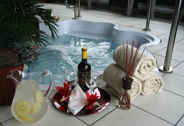 Grand Times Hotel, Quebec, Iekštelpu spa vanna
