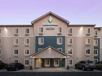 Foto van WoodSpring Suites Pensacola Northwest in Pensacola