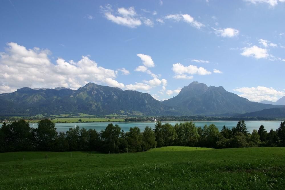 جناح ديلوكس - منظر للجبل
