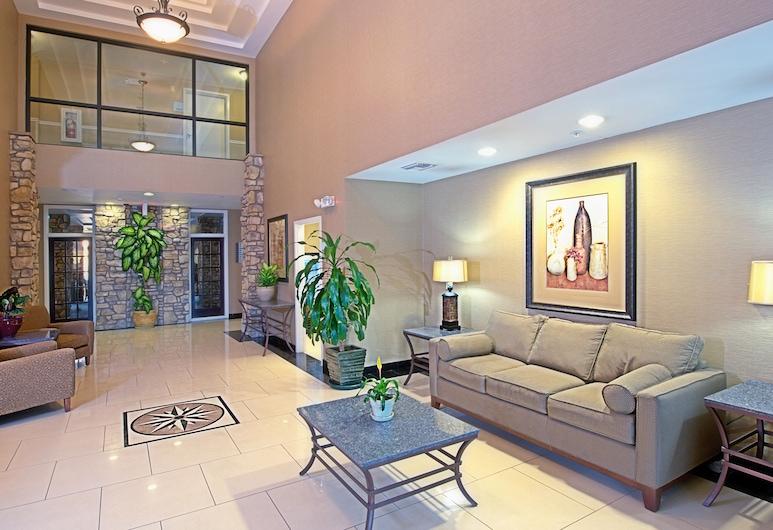 Holiday Inn Express Hotel & Suites Tucson, טוסון, לובי
