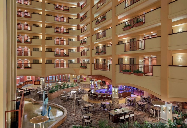 Embassy Suites San Marcos - Hotel, Spa & Conference Center, San Marcos, Lobby