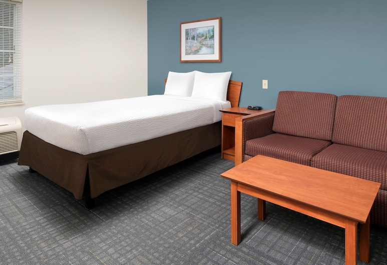 WoodSpring Suites Tallahassee East, Tallahassee, Chambre