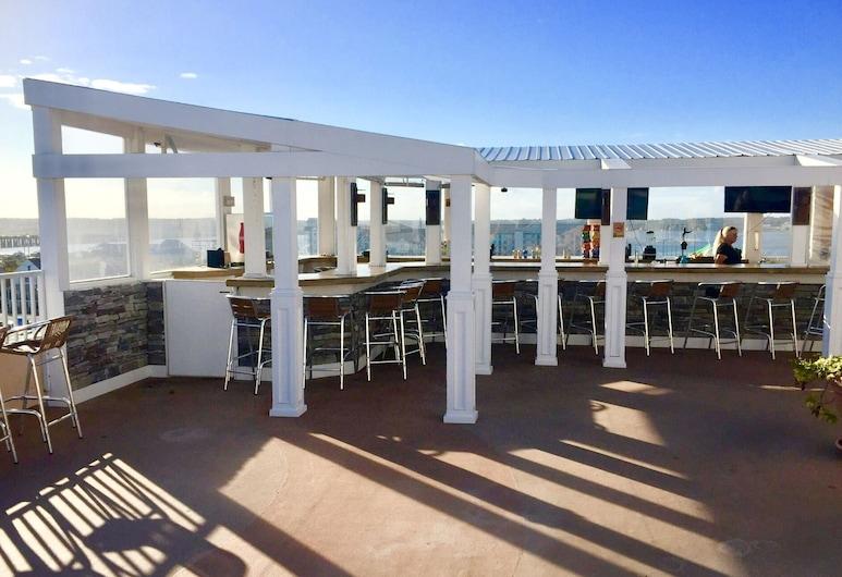 Hotel Monte Carlo Ocean City, Ošen Sitis, Deginimosi terasa