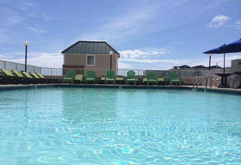 Hotel Monte Carlo Ocean City, Ocean City, Rooftop Pool