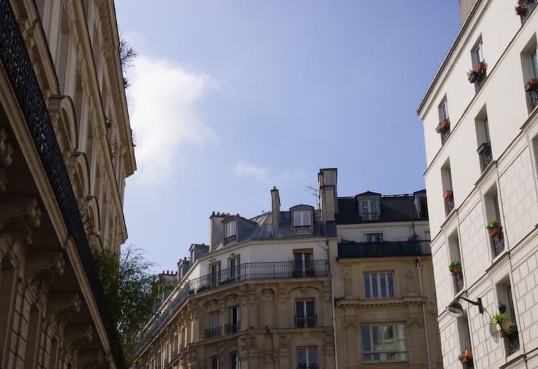 District République, Paris, View from Hotel