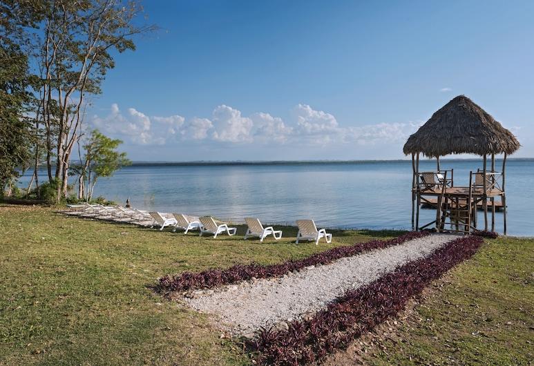 Hotel Camino Real Tikal, San José, Petén, Playa