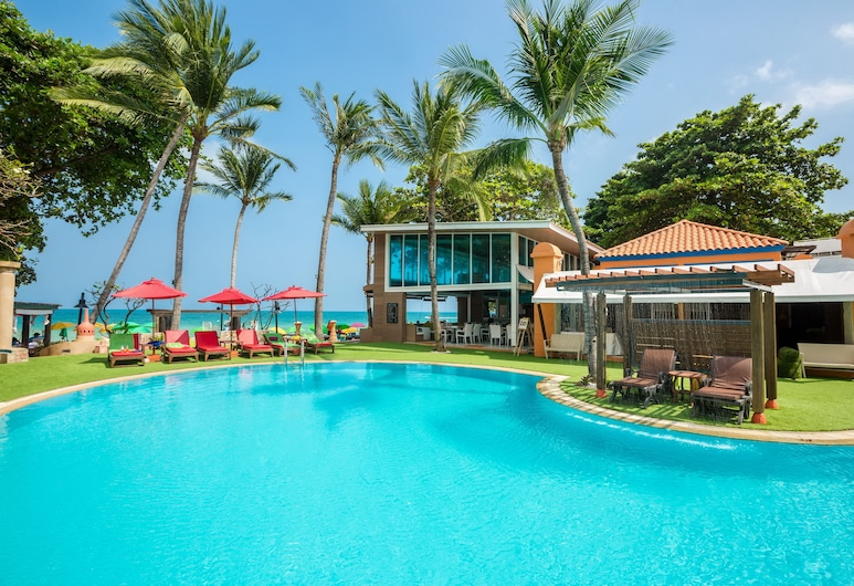 班蘇梅度假酒店, 蘇梅島