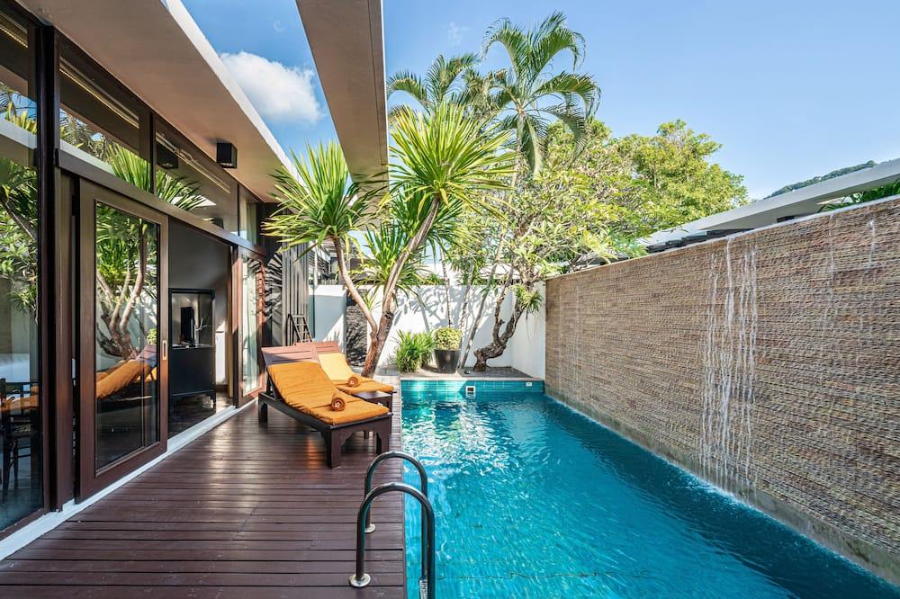 Grand Villa, 1 Bedroom, Private Pool, Pool View - Pool
