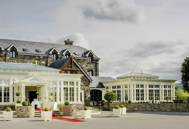 Killarney Heights Hotel, Killarney, Hotellin julkisivu