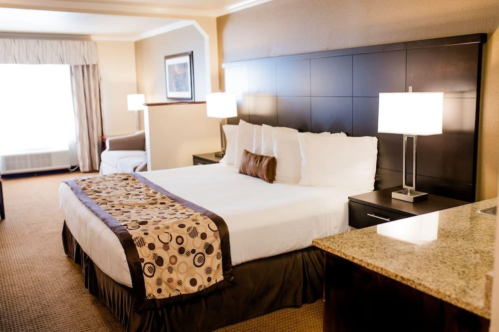 Soba, 1 king size krevet, za nepušače - Soba za goste