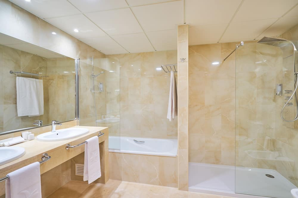 Chambre Junior (Suit) - Salle de bain
