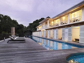 シンガポール、アマラ サンクチュアリー リゾート セントーサの写真
