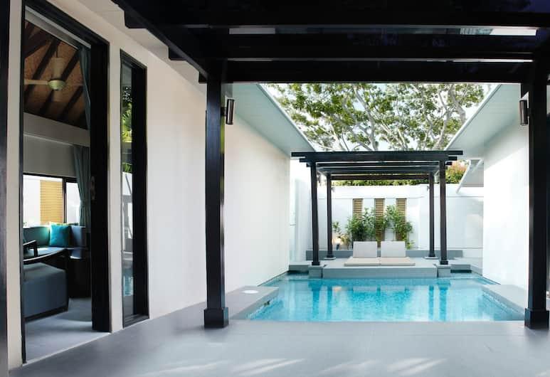 Amara Sanctuary Resort Sentosa, Singapura, Vila, 1 kamar tidur, kolam renang pribadi, Pemandangan Kamar Tamu