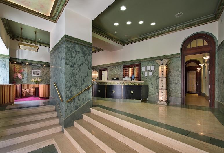 EA Hotel Royal Esprit, Praag, Lobby