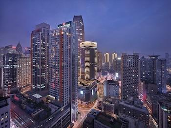在重庆的重庆国贸格兰维大酒店照片