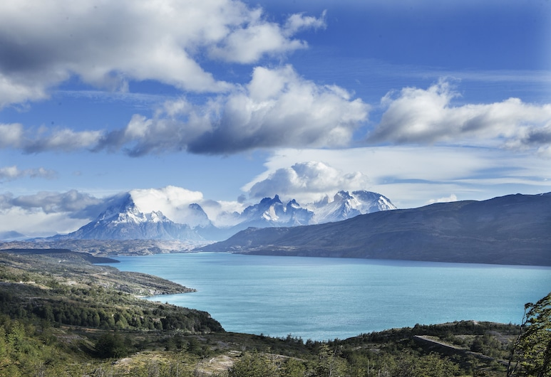 Noi Indigo Patagonia, Natales, Vista desde el hotel