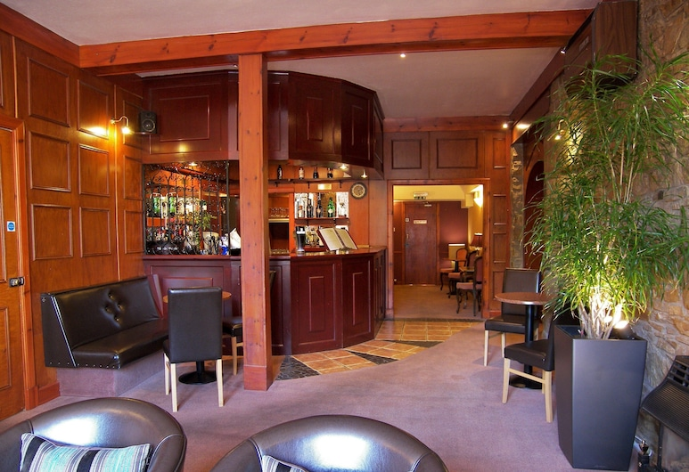 Rosemount Hotel, Pitlochry, Hotelli baar