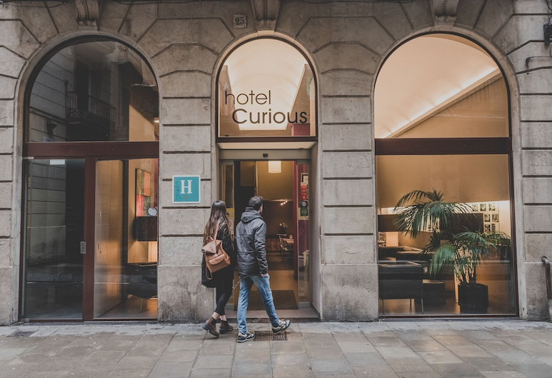 Hotel Curious, Barcelone