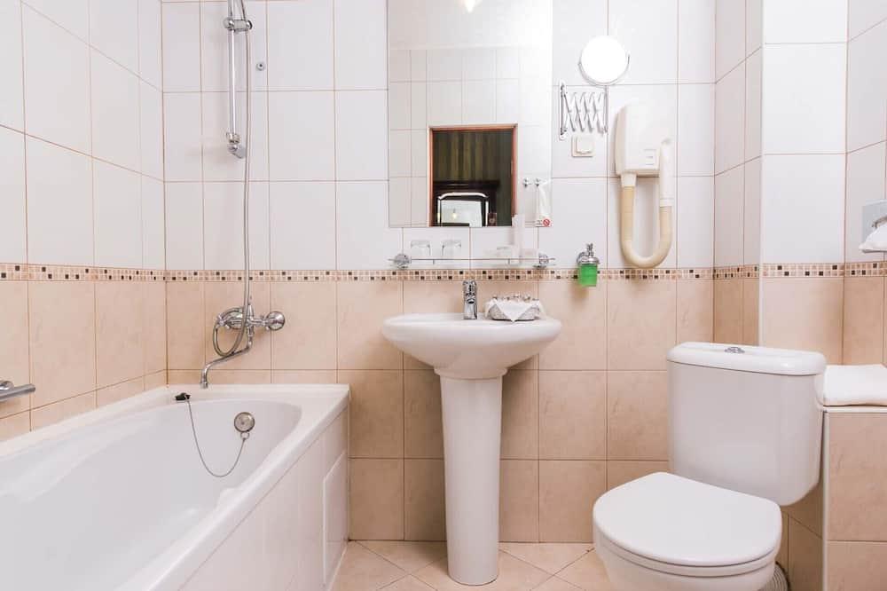 Luxe suite - Badkamer