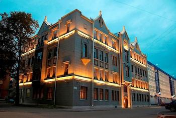 Nuotrauka: Lancaster Court Hotel, Sankt Peterburgas