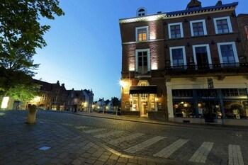 Foto van Canalview Hotel Ter Reien in Brugge
