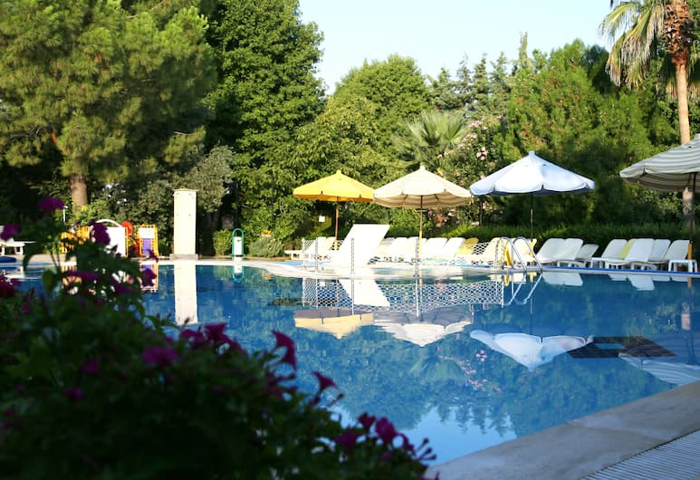 Club Turkuaz Garden Hotel, Fethiye, Havuz Kenarı Barı