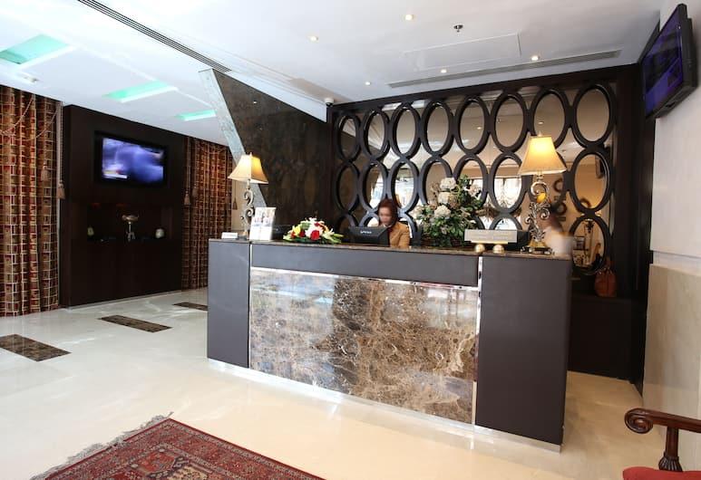 The Eclipse Boutique Suites, Abu Dhabi, Resepsjon