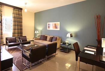 Kuva The Eclipse Boutique Suites-hotellista kohteessa Abu Dhabi