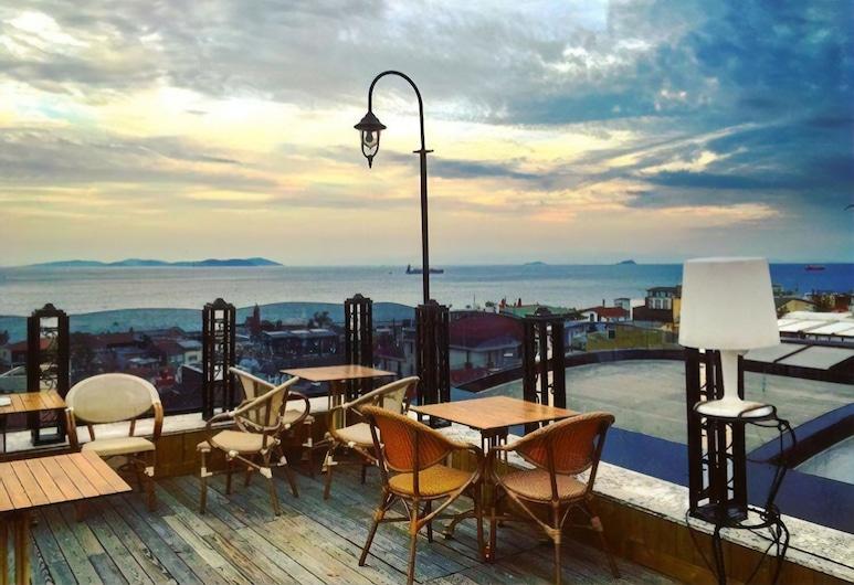 GLK PREMIER Regency Suites & Spa, Κωνσταντινούπολη, Αίθριο/βεράντα